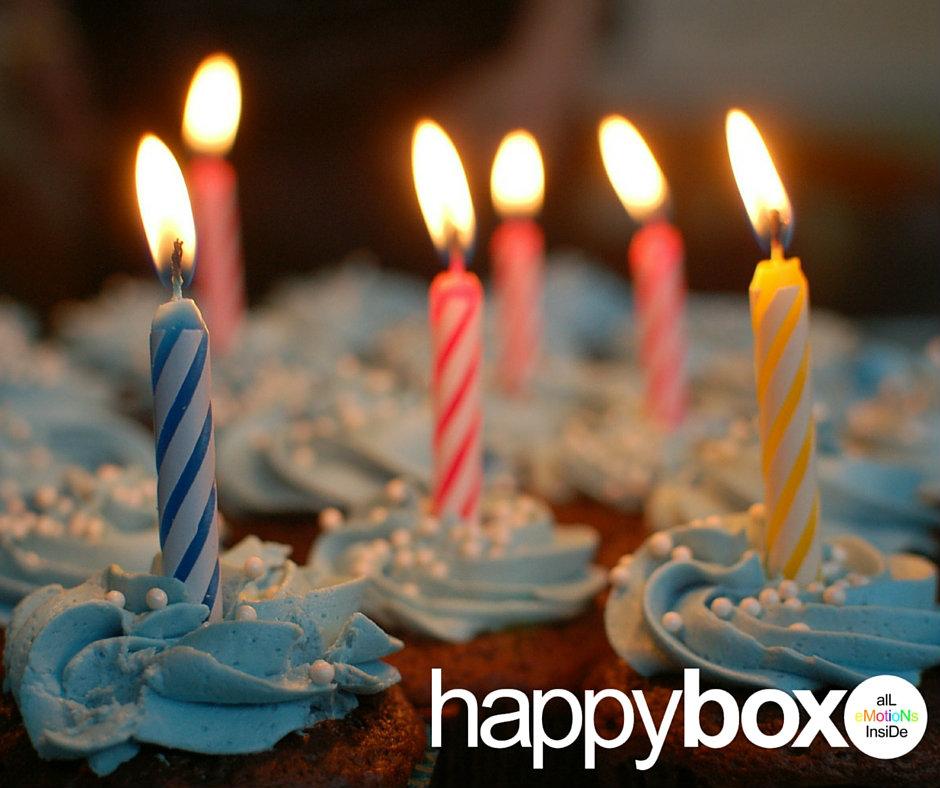 festas de aniversário